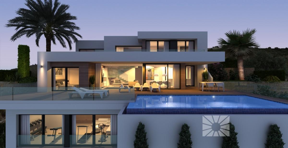 Fantastische Moderne Villa Met Fenomenaal Zeezicht