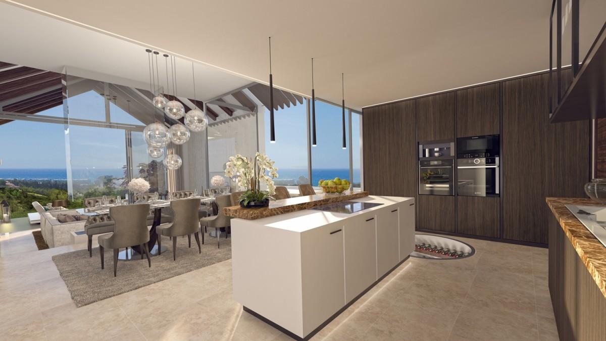 Fantastische designer villa s met golf en zeezicht
