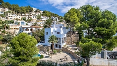 Modern renovated Ibiza style villa for sale with high rental potential