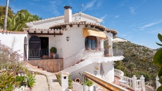 Super charming Spanish villa with amazing sea views