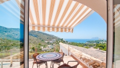 Stunning and very charming villa with amazing sea views in sought after El Portet area