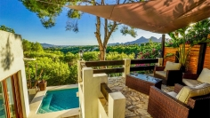 Beautiful Ibiza-style villa with spectacular views in Altea