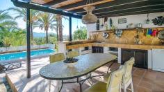 Sfeervolle Mediterrane villa met apart gastenverblijf