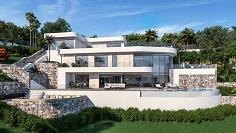 Topkwaliteit designer villa met spectaculair zeezicht!