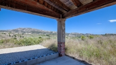 New build finca on a unique location in Moraira