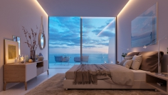 Spectacular beachfront design apartments