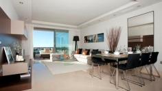 Stunning contemporary design apartments & penthouses