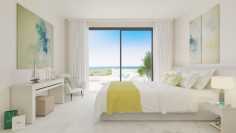 Stunning apartments within 5 star golf and beach estate