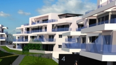 Modern off plan apartments in excellent location Marbella