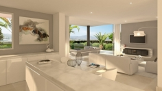Contemporary design apartments with sea view in Cabopino!
