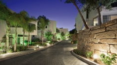 Award winning design resort in Sierra Blanca