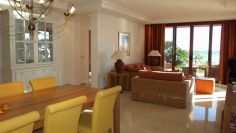 Fantastisch frontline beach appartement