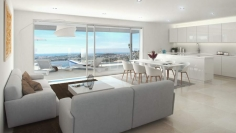Stunning design apartments with beautiful sea views