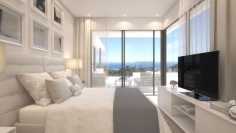 Cutting edge design apartments in stunning location
