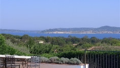 Magnificent classical sea view villa close to the Beauvallon Golf course
