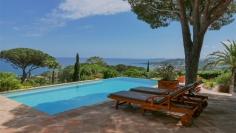 Schitterende luxe villa met indrukwekkend zeezicht