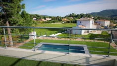Very nice contemporary villa in Plan de la Tour for interesting price