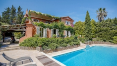 Lovely Provencal villa full of charm with sea views and walking distance to Port Grimaud