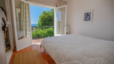 Beautiful villa with lovely sea views and lots of privacy close to the beach and amenities