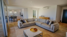 Beautiful modern villa with amazing sea view walking distance to the sea and all amenities