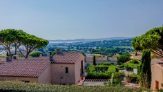 Sfeervolle Provencaalse familie villa met leuk uitzicht op zee