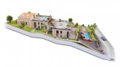 Schitterend modern penthouse met prachtig zeezicht op loopafstand van het strand en jachthaven