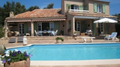 Very charming and spacious Provencal style villa