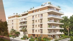 Fantastic new build apartments in the heart of Juan les Pins