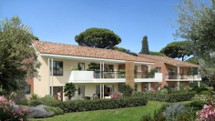 New build apartments on top location Mougins