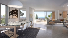 Spectaculair design apartments with panoramic sea view!