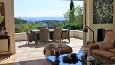 Mooie Provencaalse villa met prachtig zicht op zee