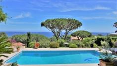 Beautiful seaview villa very close to the beach