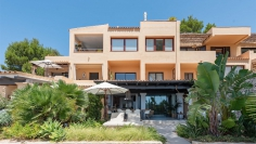 Stunning Ibiza style townhouse with amazing views of Es Vedra