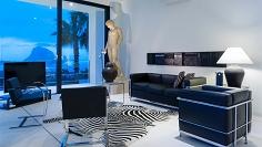 Schitterende designer villa met fenomenaal uitzicht op Es Vedra