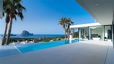 Magnificent designer villa with breathtaking views of Es Vedra