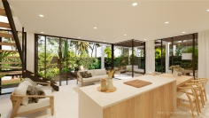 Stunning new build Ibiza villas located just 200 m from the beach