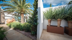 Beautiful Ibiza Blakstad villa on firstline location offering amazing sea views