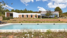 Architectural masterpiece by Jaime Romano in the beautiful Ibiza countryside