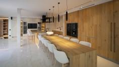 Spectaculaire designer villa pal aan zee met waanzinnig uitzicht over de baai van Cala Tarida