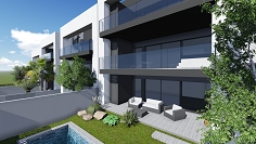 Luxury new build contemporary apartments for sale at walking distance from Talamanca beach