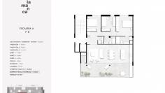 Buitenkans: Beste geprijsde design appartement op toplocatie Talamanca