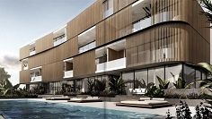 Stunning new build apartments in Talamanca at walking distance to the beach