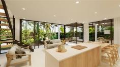 Stunning semi-detached villas walking distance from the beach in Cala Tarida