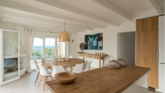 Beautiful renovated sea view villa near Cala Bassa
