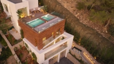 New build modern design villa
