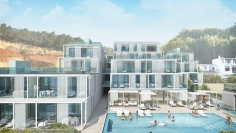 Stunning designer apartements next to the beach