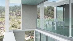 Schitterende nieuwe design appartementen aan het strand in Ibiza!