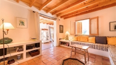 Beautiful authentic Ibiza finca with loads of potential