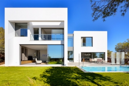 Stunning Contemporary villas on award winning Golf resort