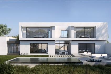 Luxe design villa's op schitterend resort